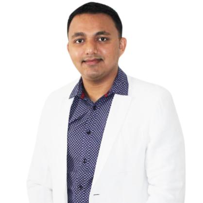 Dr. Pratik Desai (PT)